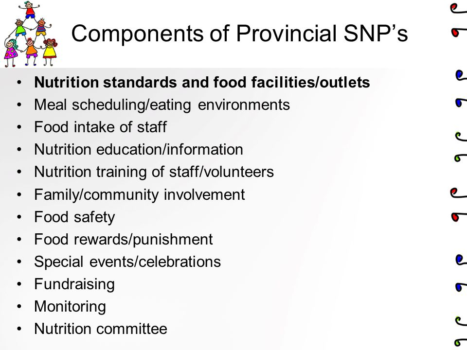 Kids Eat Smart Newfoundland and Labrador Program location Program summary Number of programs Grant size Further information Newfoundland and Labrador Provides breakfast, lunch, or snack programs to K-12 school children > 200 Kids Eat Smart Clubs Approximately 19,000 children participate; approximately 52,000 have access to programs Assessed on an individual basis http://www.kidseatsmart.ca/