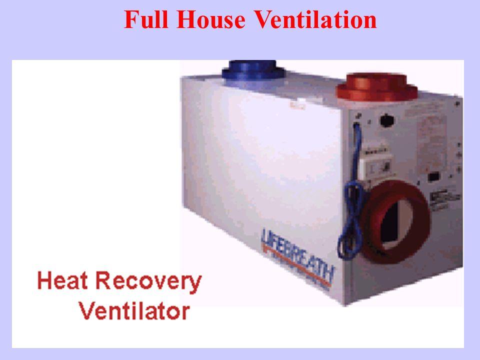 Full House Ventilation