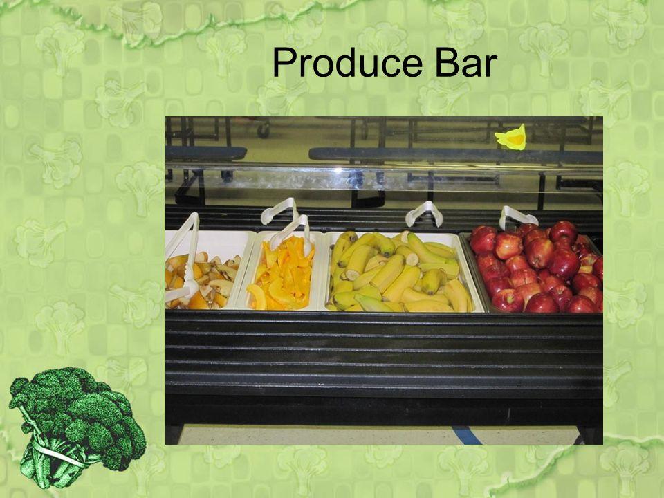 Produce Bar