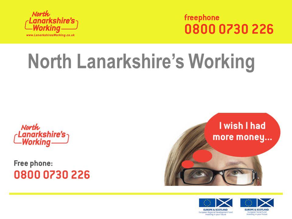 North Lanarkshire CLD Partnership