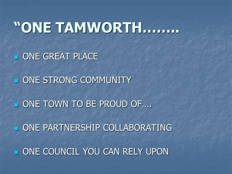 ONE TAMWORTH……..