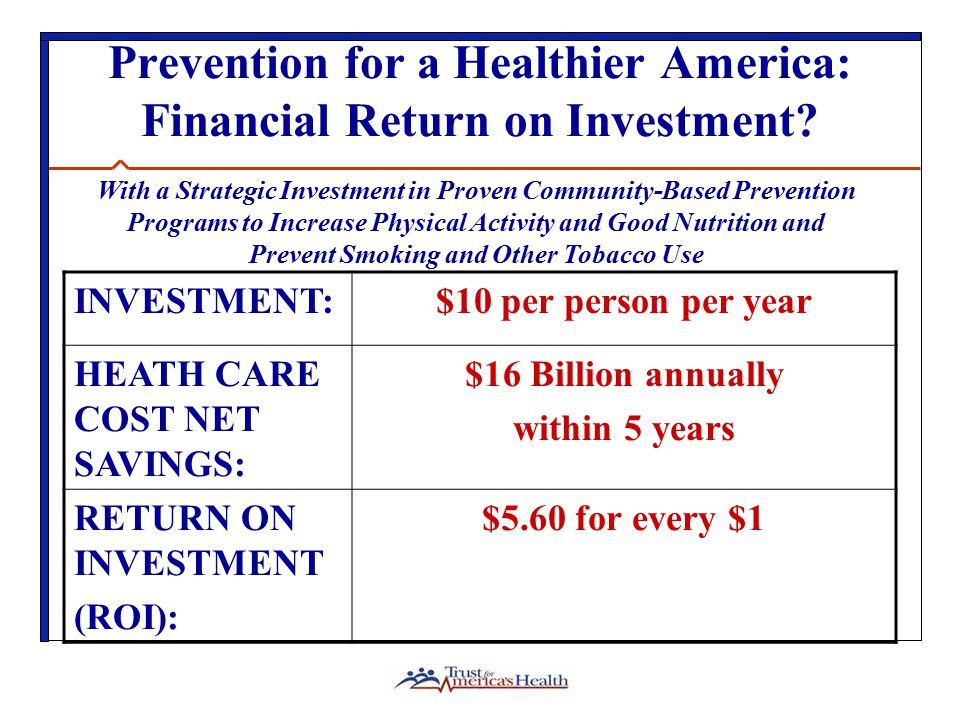 Prevention Fund: Broad support from multiple sectors  Over 780 local, state and national organizations including hundreds of traditional public health groups, but also:  Faith-based groups – National Council of Jewish Women, United Church of Christ, Ascension Health, Justice and Witness Ministries, Adventist HealthCare, Inc.