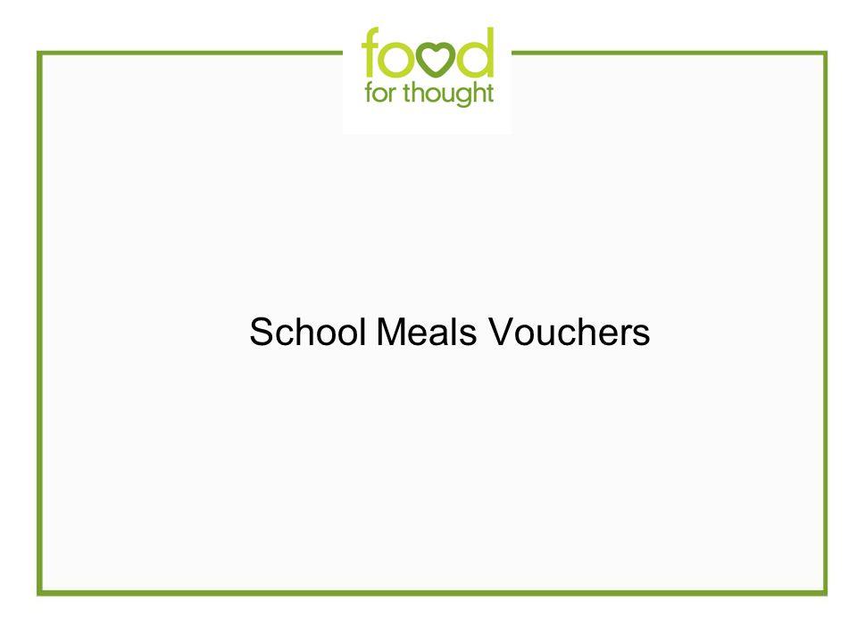 School Meals Vouchers