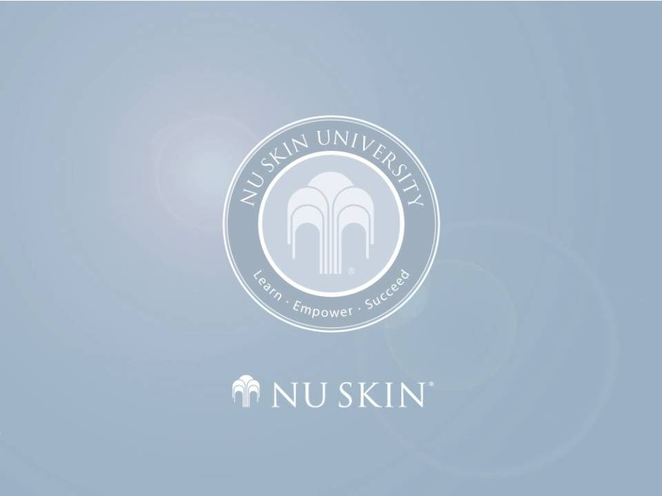 Nu Skin ® Celltrex ® CoQ10 Complete Based on the scientific studies conducted by Dr.