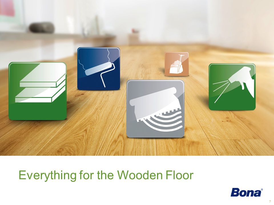 8 Full range of environmentally sound products for sanding, finishing, fastening and maintaining a wooden floor Total compatibility – working perfectly together Solutions for professionals, home owners and parquet producers