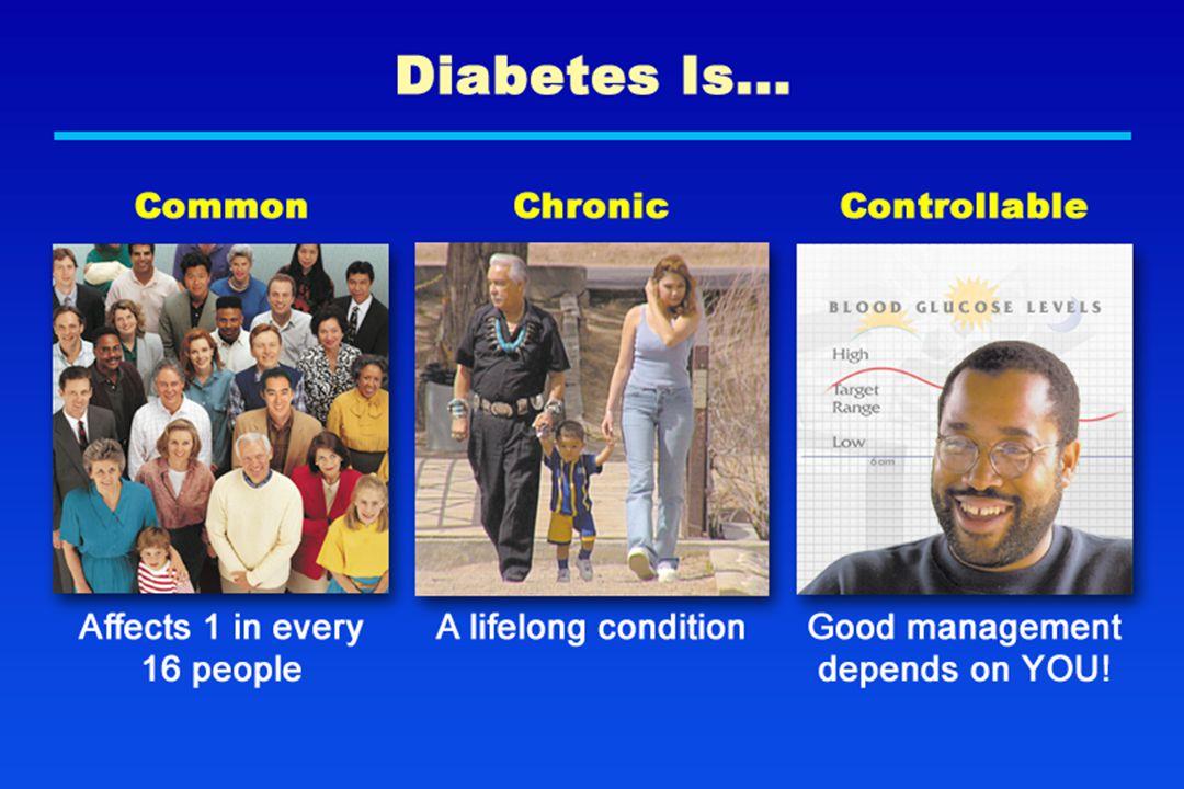 Diabetes Is…