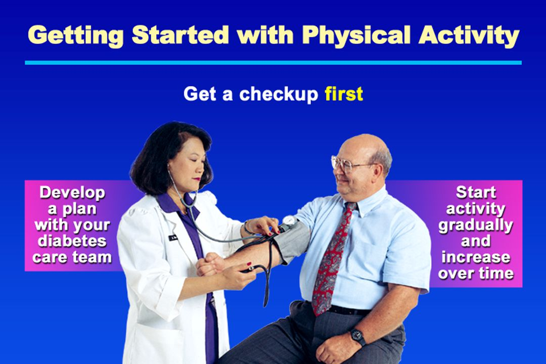 Getting Started With Physical Activity