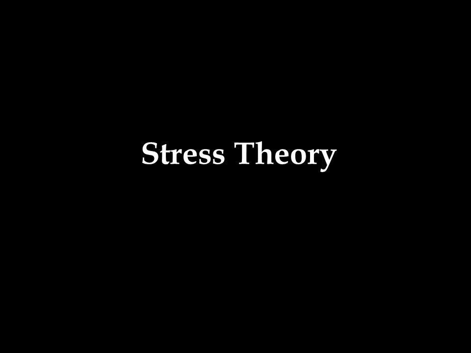 Stress Theory