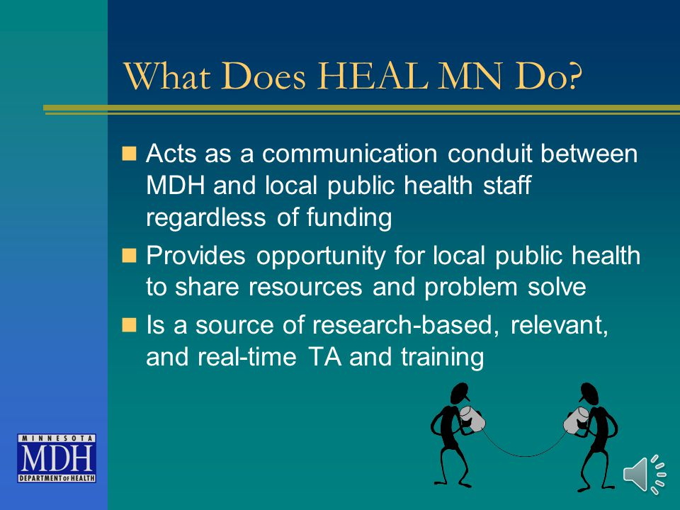 What is HEAL MN.