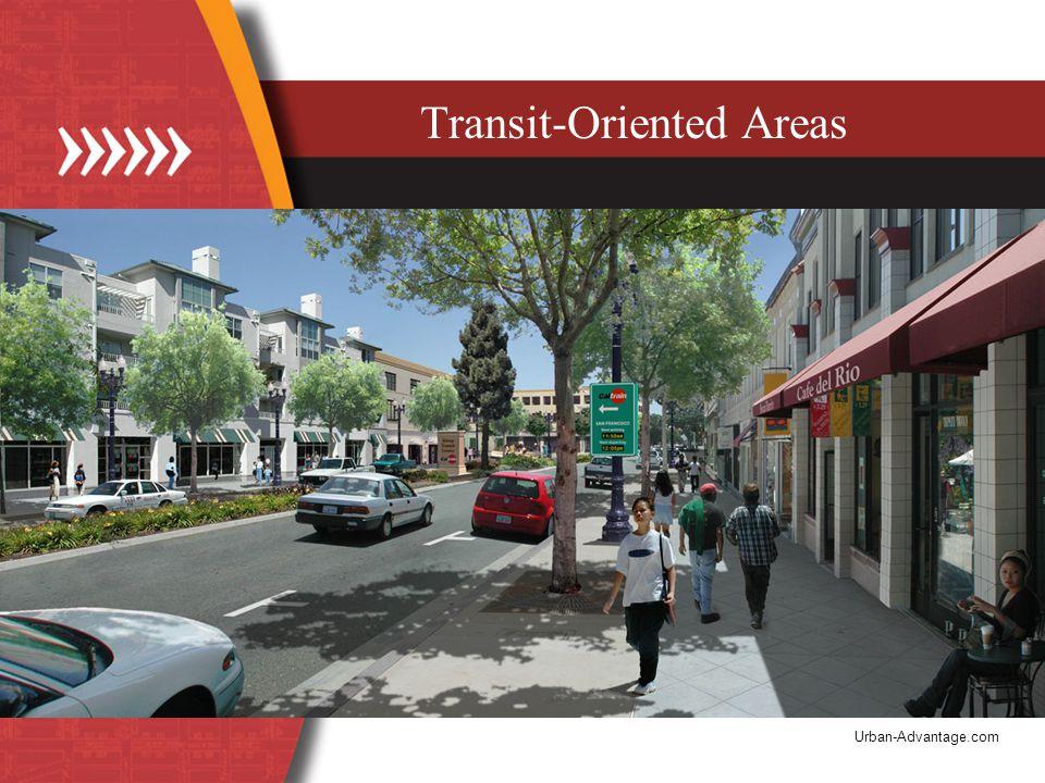 Transit-Oriented Areas Urban-Advantage.com