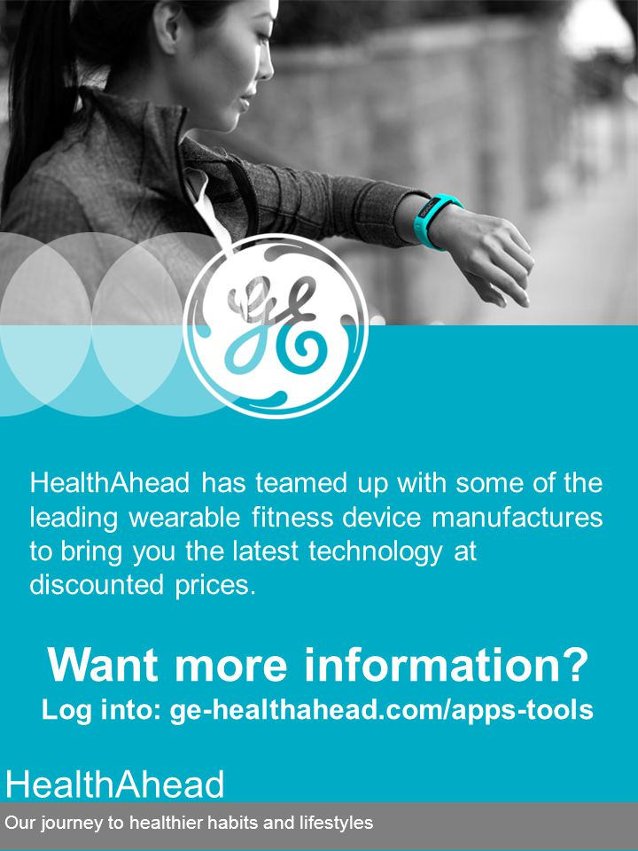 HealthAhead has teamed up with some of the leading wearable fitness device manufactures to bring you the latest technology at discounted prices.