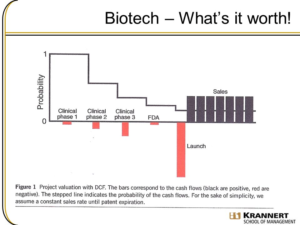 Biotech – What's it worth!