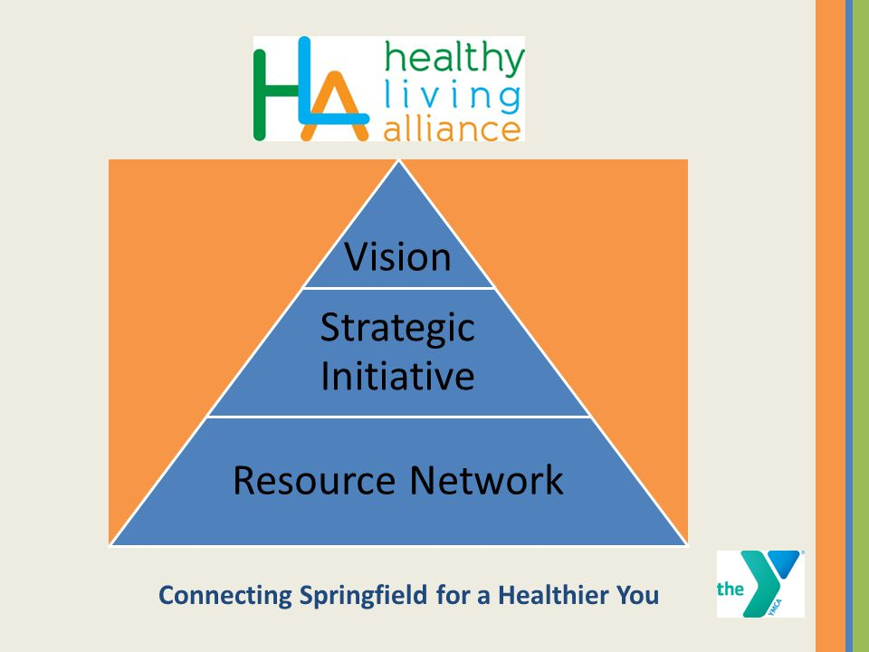Vision Strategic Initiative Resource Network Connecting Springfield for a Healthier You