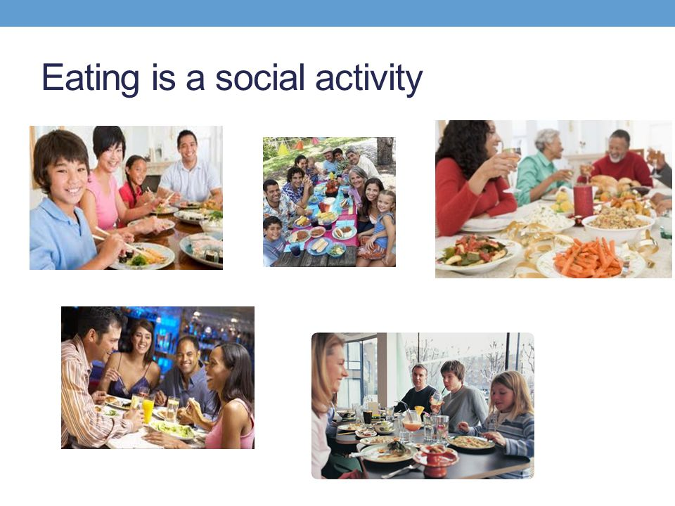 Social influences on eating are powerful Goldman, Herman and Polivy, 1991