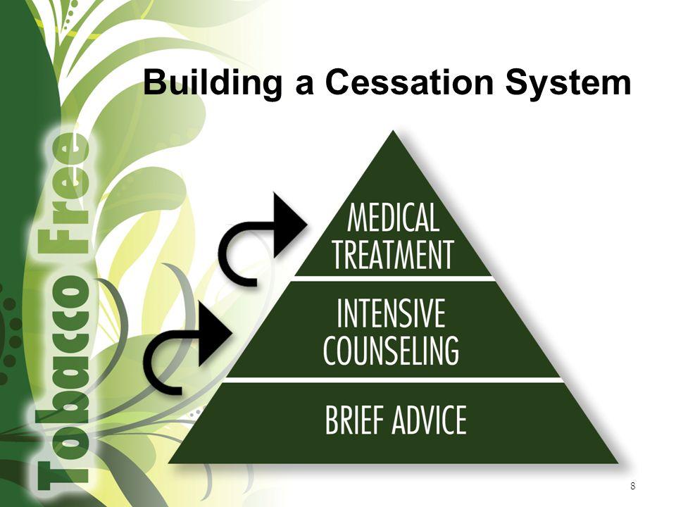 Building a Cessation System 8