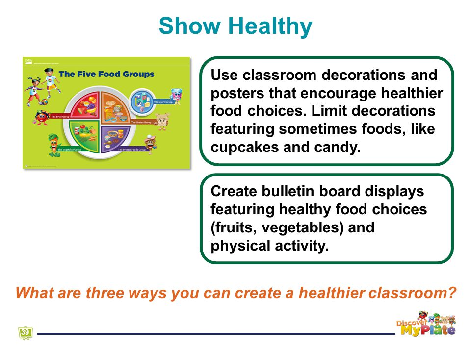 40 Taste Discover MyPlate Look and Cook Recipes with your class.