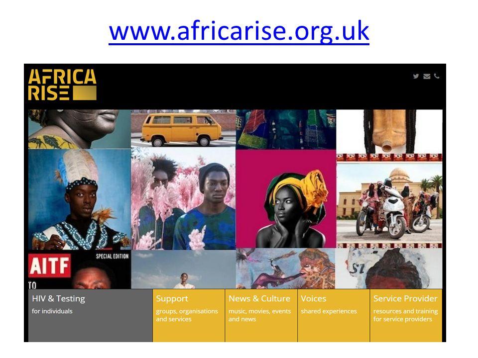 www.africarise.org.uk