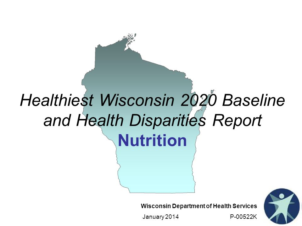 NUTRITION Obesity among children (ages 2-4 years) enrolled in WIC, by race/ethnicity, Wisconsin, 2001 and 2010 Source: Centers for Disease Control and Prevention (CDC) Pediatric Nutrition Surveillance Survey, 2010.