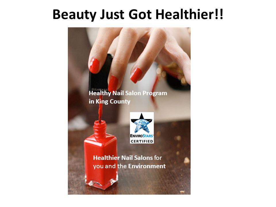 Beauty Just Got Healthier!.