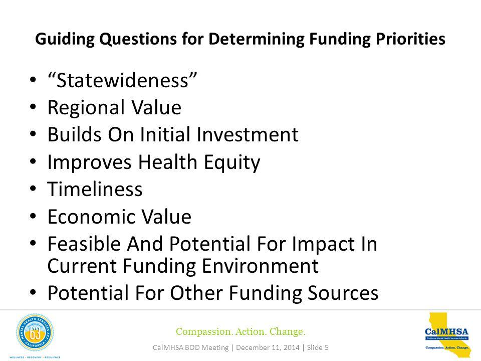 Compassion.Action. Change. CalMHSA BOD Meeting | December 11, 2014 | Slide 16 RFP 1.