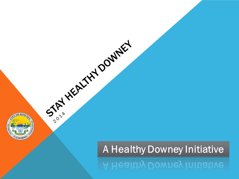 STAY HEALTHY DOWNEY 2014