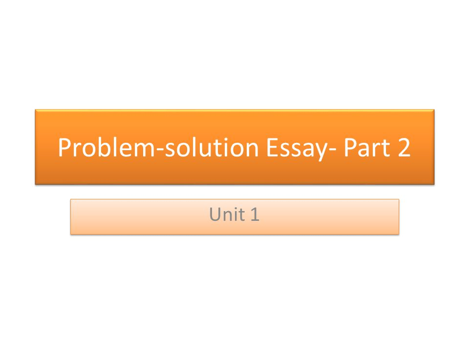 problem solution essays on childhood obesity