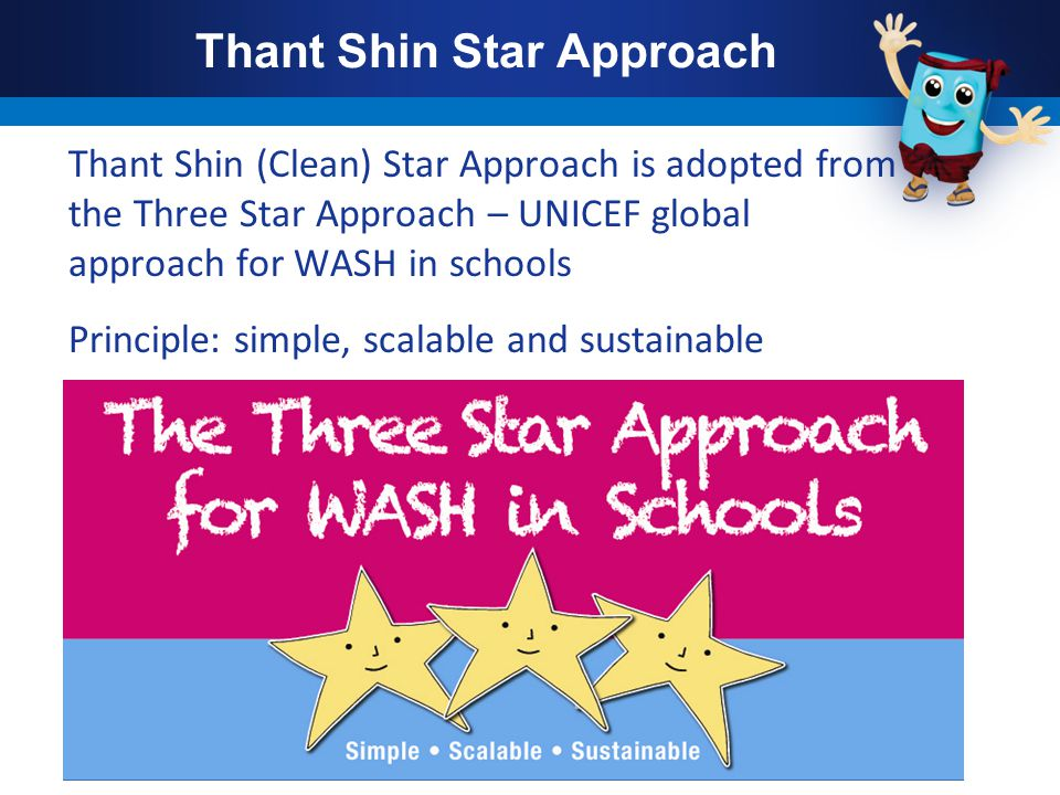 Key Characteristic of the 3 star approach