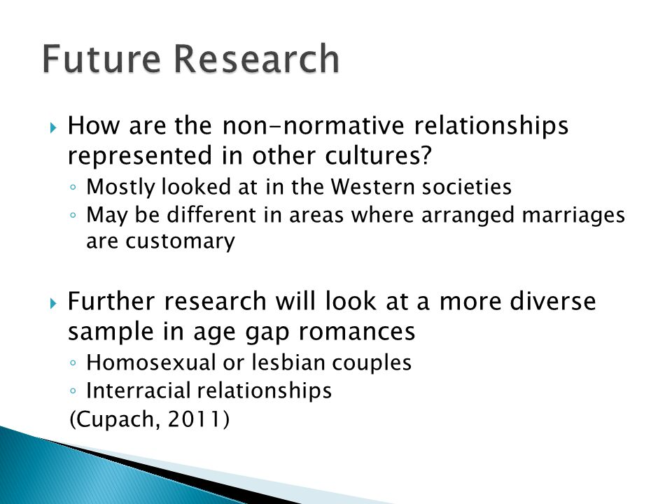  How are the non-normative relationships represented in other cultures.