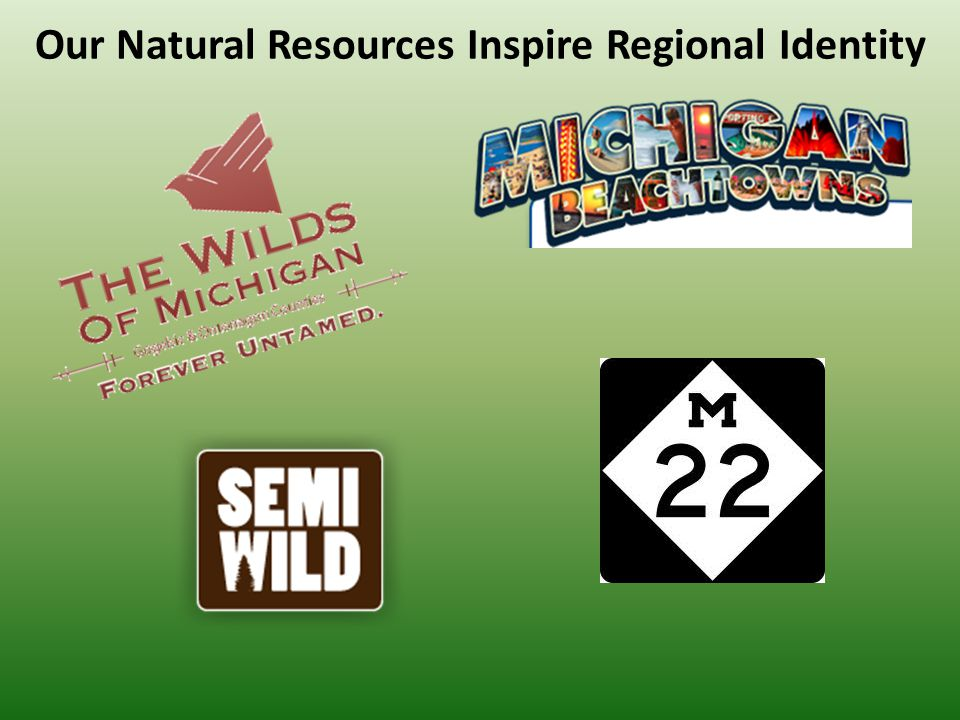 Our Natural Resources Inspire Regional Identity