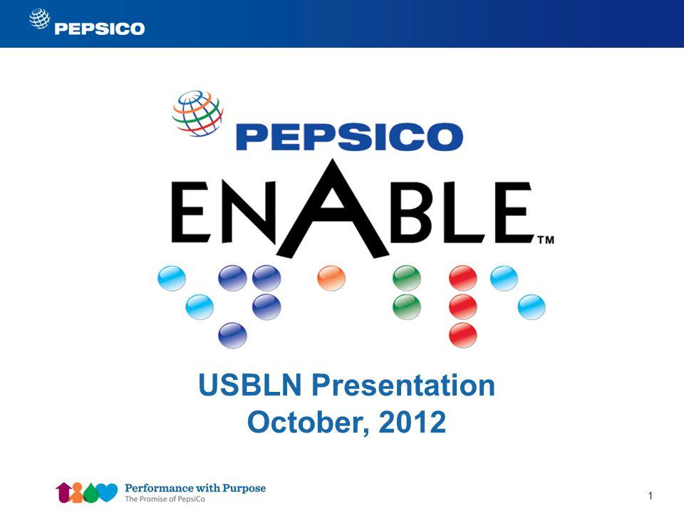 1 USBLN Presentation October, 2012