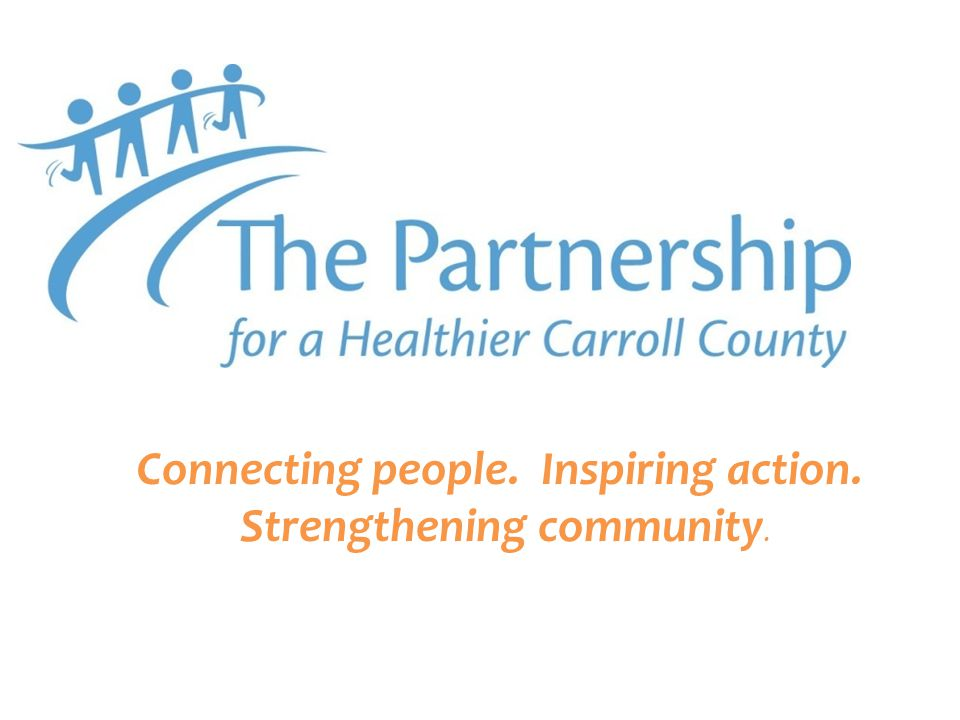 To create and sustain a community of wellness in Carroll County At Carroll Hospital Center, we offer an uncompromising commitment to the highest quality health care experience for people in all stages of life.