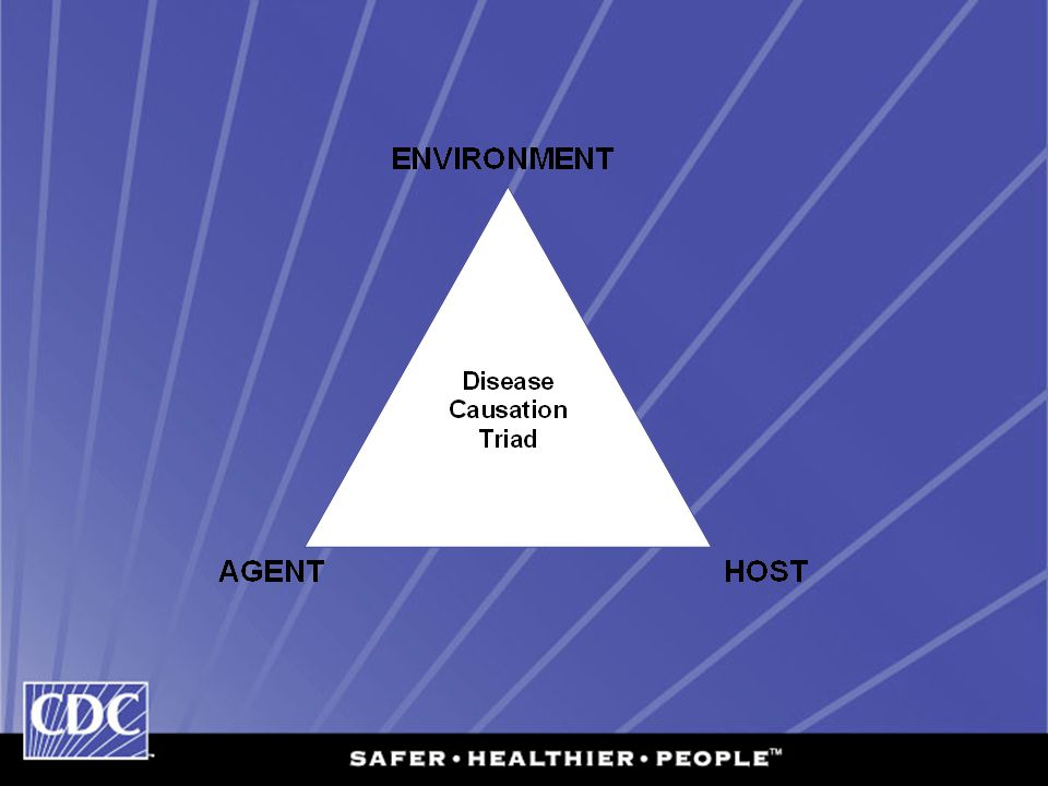Health Outcomes Water SystemFood System Air Sewage System Solid Waste Disposal Vector/animal Influence Understanding Environmental Systems