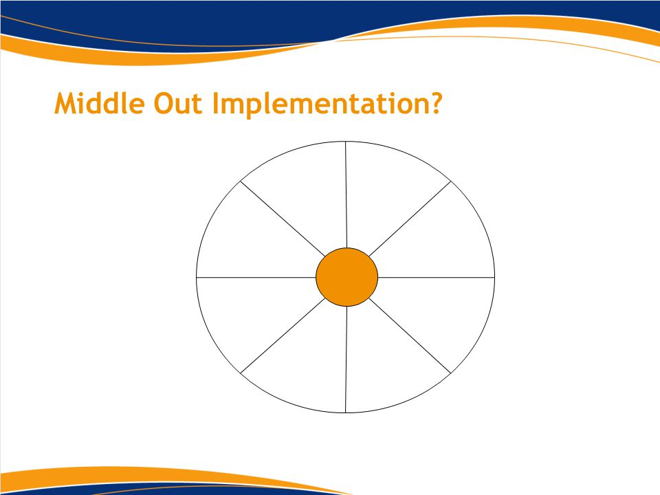 Middle Out Implementation