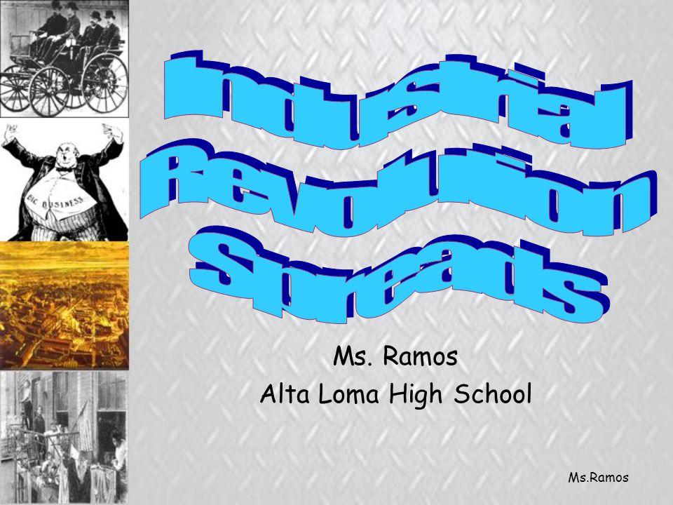 Ms.Ramos Alta Loma High School