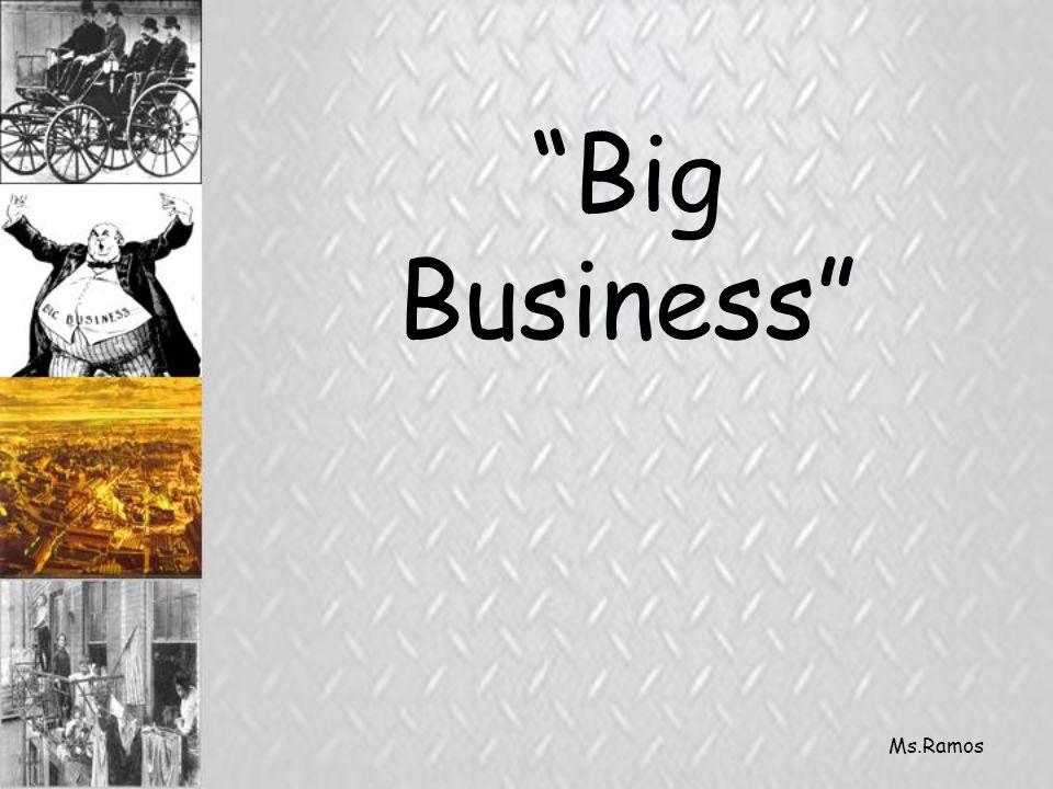 Ms.Ramos Big Business