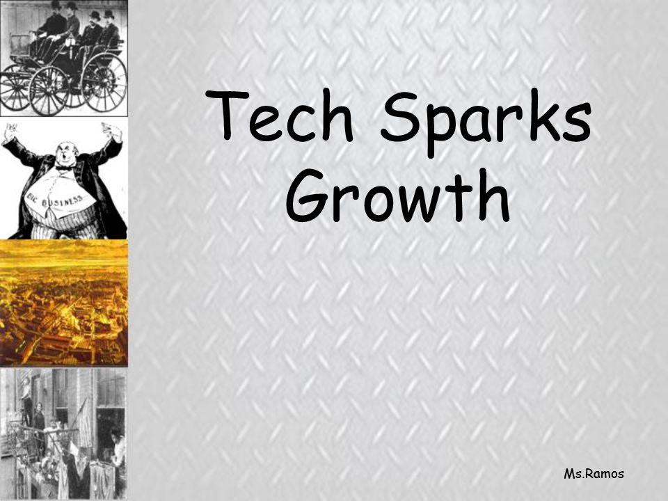 Tech Sparks Growth Ms.Ramos