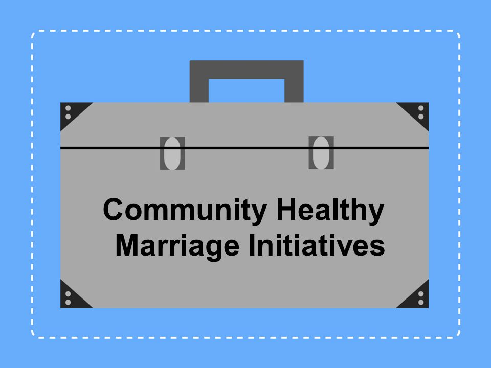 Community Healthy Marriage Initiatives
