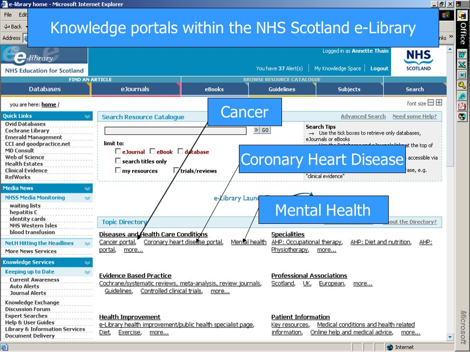 Mapping services: gathering the information NHS libraries and knowledge services Local authorities and social care information services Public libraries HE/FE libraries Voluntary groups and charities