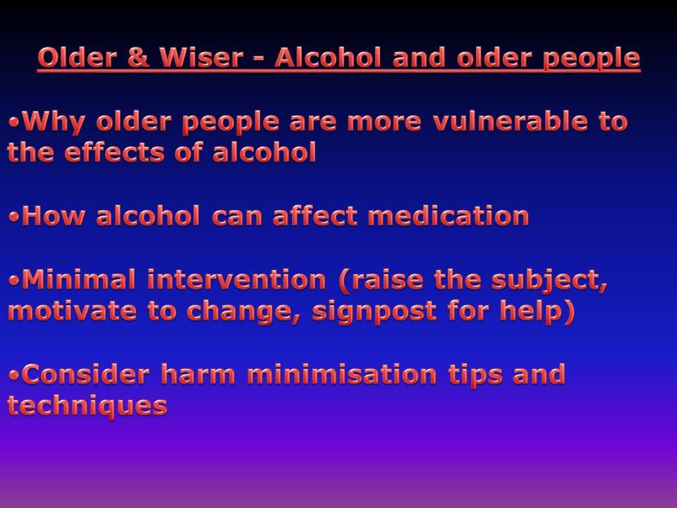 Talking Alcohol - a parent's guide.