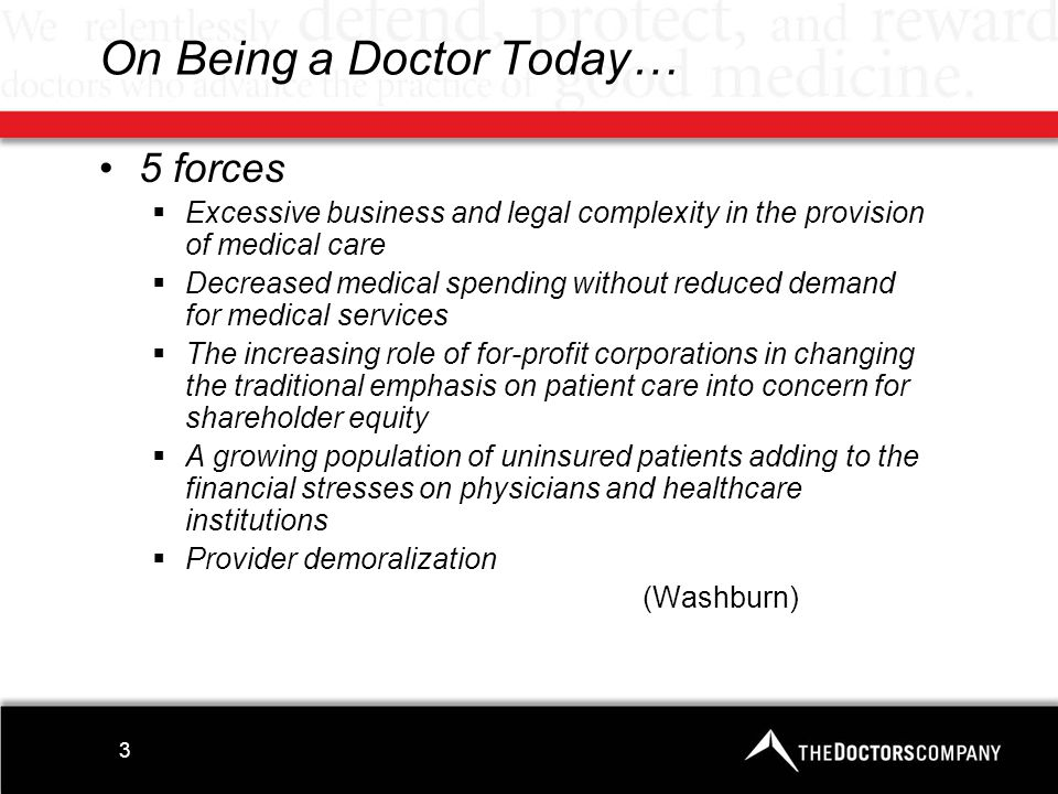 Healthcare Reform: Mechanisms of Action
