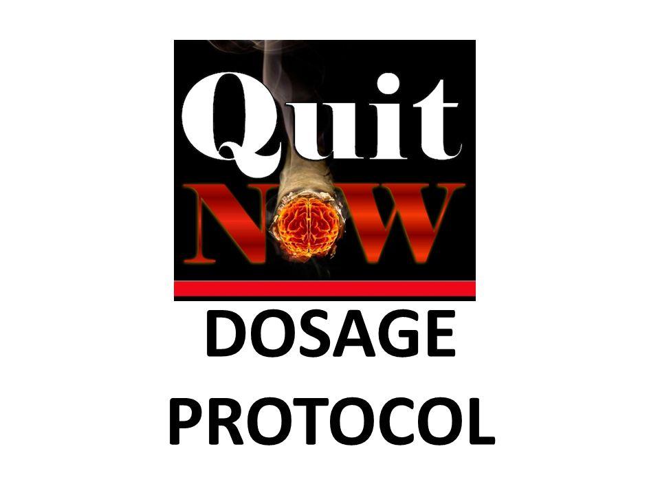 DOSAGE PROTOCOL