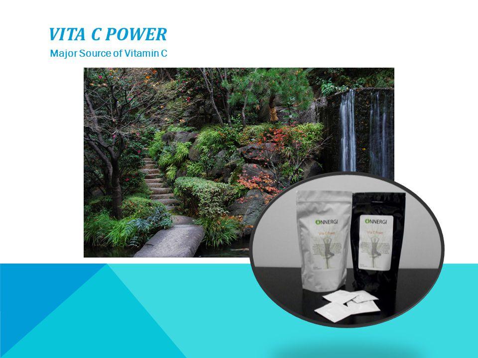 VITA C POWER Major Source of Vitamin C