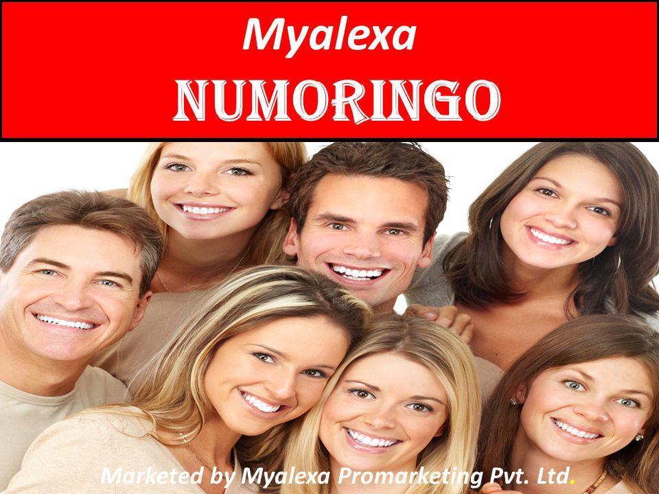 Marketed by Myalexa Promarketing Pvt. Ltd. Myalexa NuMoringo