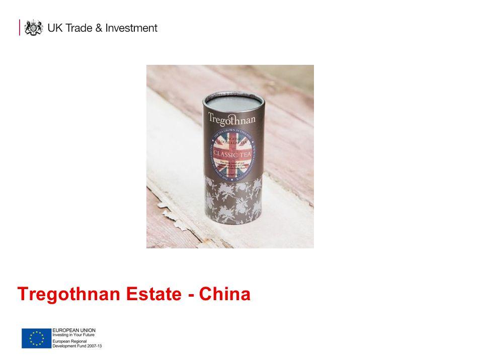 Tregothnan Estate - China