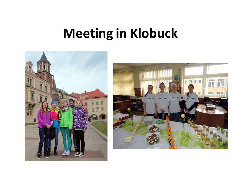 Meeting in Klobuck
