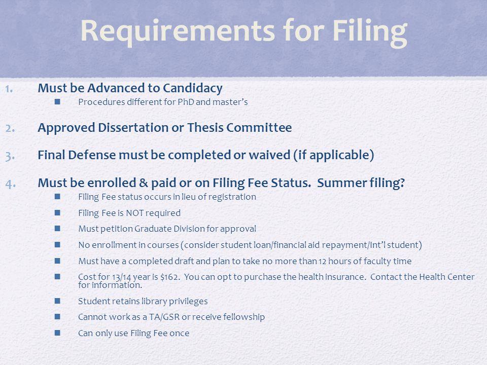Graduation Deadline Dates Upcoming Deadline Dates: http://graduate.ucr.edu/deadlinedates.html http://graduate.ucr.edu/deadlinedates.html Winter 2014 Spring 2014 Summer 2014 Format Review Deadline 3/14/20146/6/20148/22/2014 Final Deadline for graduation 3/21/20146/13/20148/29/2014 In Between Deadline to avoid fees 12/20/20133/25/20146/20/2014 *tentative date