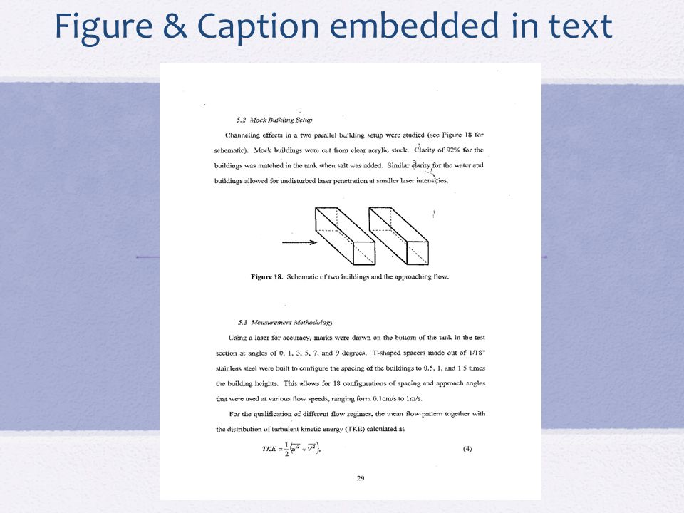 Figure & Caption on own page