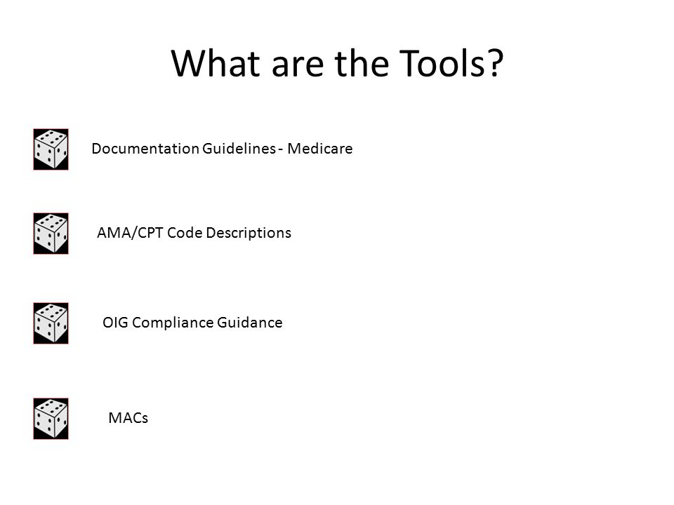 What are the Tools? OPINIONS?