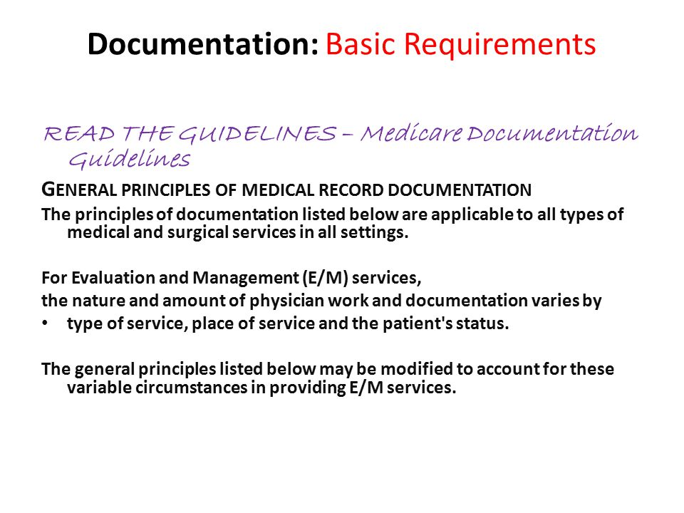 Correct Diagnosis Coding Basic Documentation Rules to Code by for Physician Practices Additional signs and symptoms that may not be associated routinely with a disease process should be coded when present.