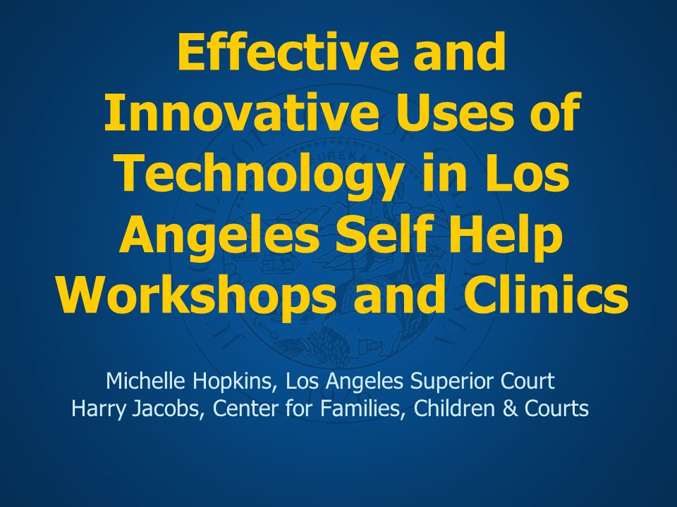 Locations of Clinics in Los Angeles County